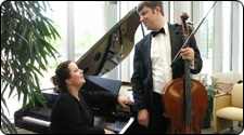 Music by Fine Arts Ensemble - Classical Music for New Orleans Weddings
