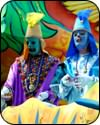 New Orleans Mardi Gras, krewes and Parades