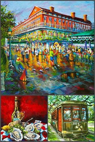 Diane Parks New Orleans Artist