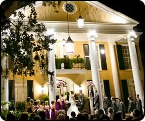 New Orleans Wedding Venues Recetions